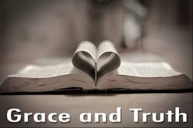 Spiritual Blog - Grace and Truth