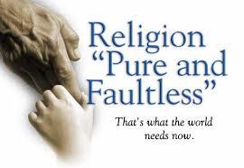 Spiritual Blog - Pure Religon