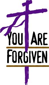 Spiritual Blog - Reconciliation
