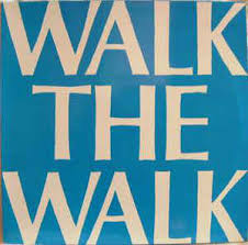 Spiritual Blog - Walk the Walk