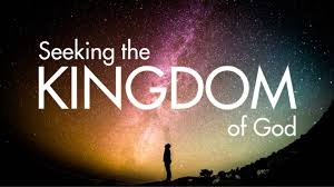 Spiritual Blog - Kingdom