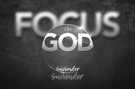 Spiritual Blog - Focus Not Formula