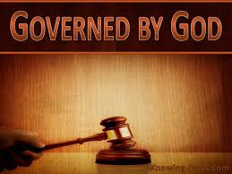 Spiritual Blog - Governed