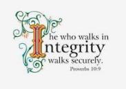 Spiritual Blog - Integrity