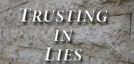 Spiritual Blog - Lies